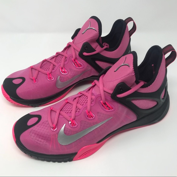 the latest 7aeb5 0b434 ... best price new kay yow x nike hyperrev 2015 think pink mens 068a1 8c2ae